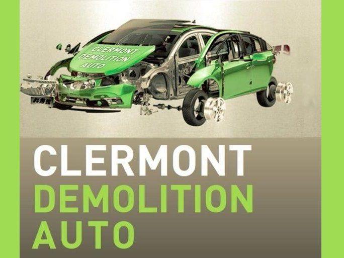 Clermont Démolition Auto