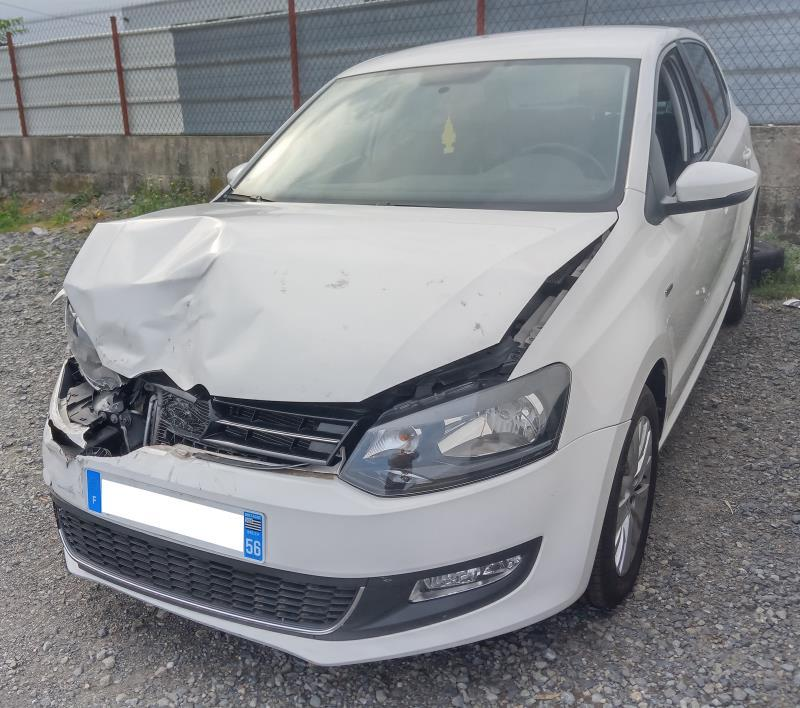 CLERMONT DEMOLTION AUTO Vehicule-VOLKSWAGEN-POLO-5-PHASE-1-1-2-2013