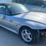 CLERMONT DEMOLITION AUTO Vehicule-BMW-Z3-E36-ROADSTER-CABRIOLET-1-9-1996